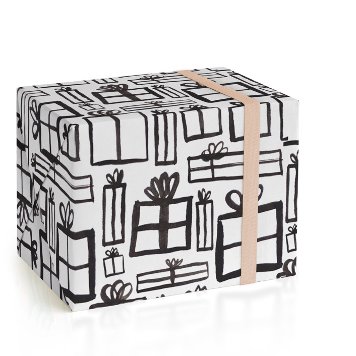 Gifts of the Season Wrapping Paper