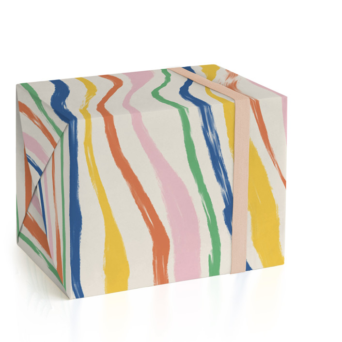 Color Me Wrapping Paper