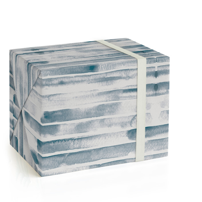 Water Stripe Wrapping Paper
