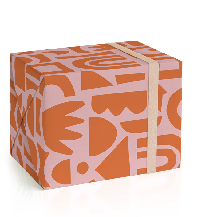 Shape Play Wrapping Paper