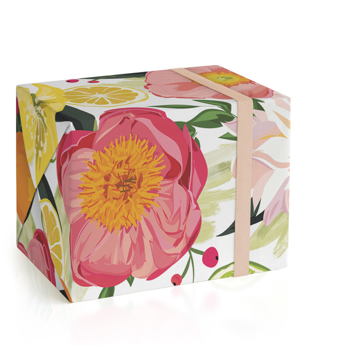 Market Fresh Wrapping Paper