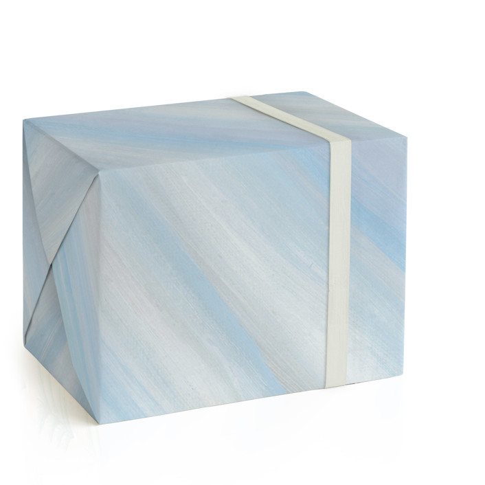 Sheer Ice Wrapping Paper
