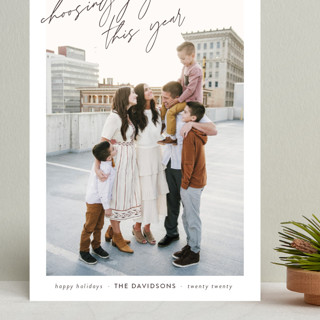 A Year to Choose Joy Grand Holiday Cards