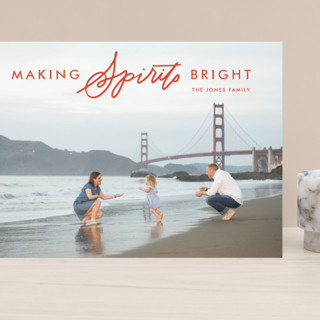 Making Bright Spirits Grand Holiday Cards
