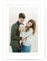 Simply Serene Grand Holiday Cards