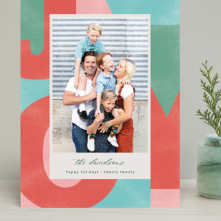 A Block of Joy Grand Holiday Cards
