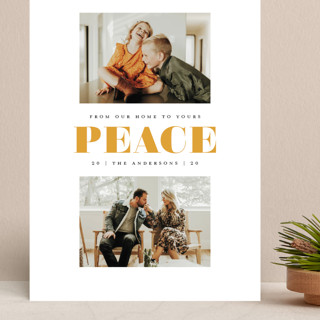 great peace Grand Holiday Cards