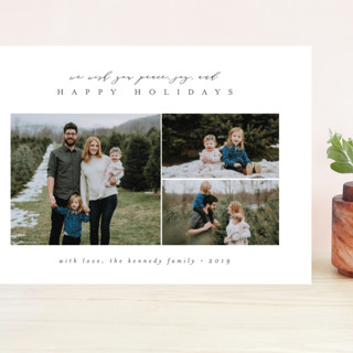 Classically Christmas Grand Holiday Cards