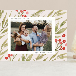 Nature sings Grand Holiday Cards