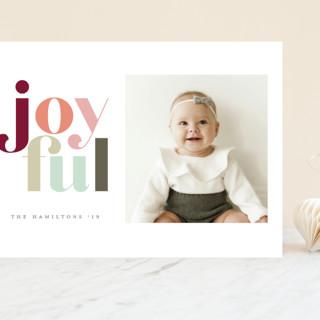 Festive joyful Grand Holiday Cards