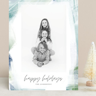 Wintry Window Grand Holiday Cards