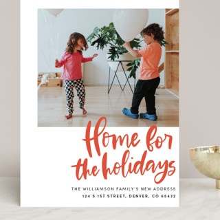 Home Sweet Holiday Home Grand Holiday Cards