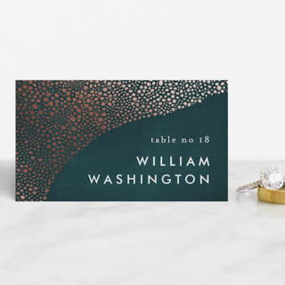 The Milky Way Foil-Pressed Place Cards