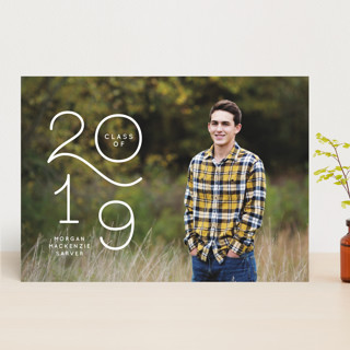 My Year Graduation Announcements