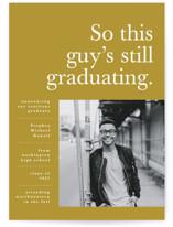 Still Graduating by Bonjour Berry