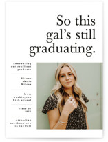 She's Still Graduating by Bonjour Berry