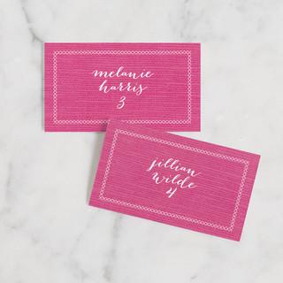 Wanderlust Wedding Place Cards