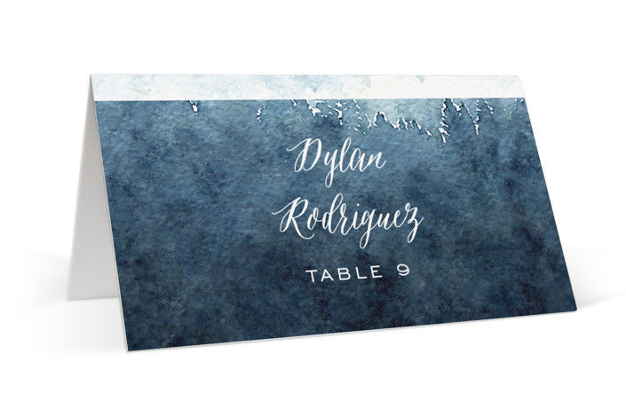 Mountain Retreat Place Cards