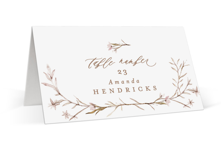 ring box Place Cards