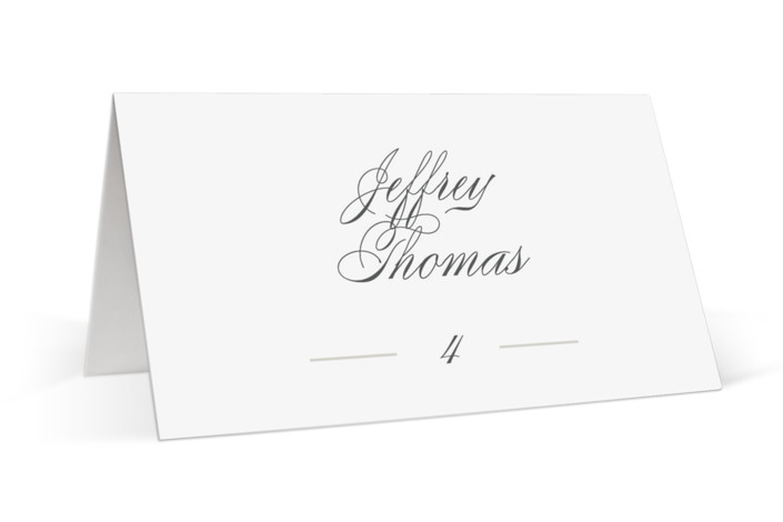 Classical Place Cards