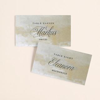 Roman Landscape Wedding Place Cards