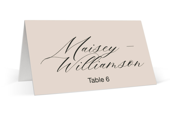 Proposal Place Cards