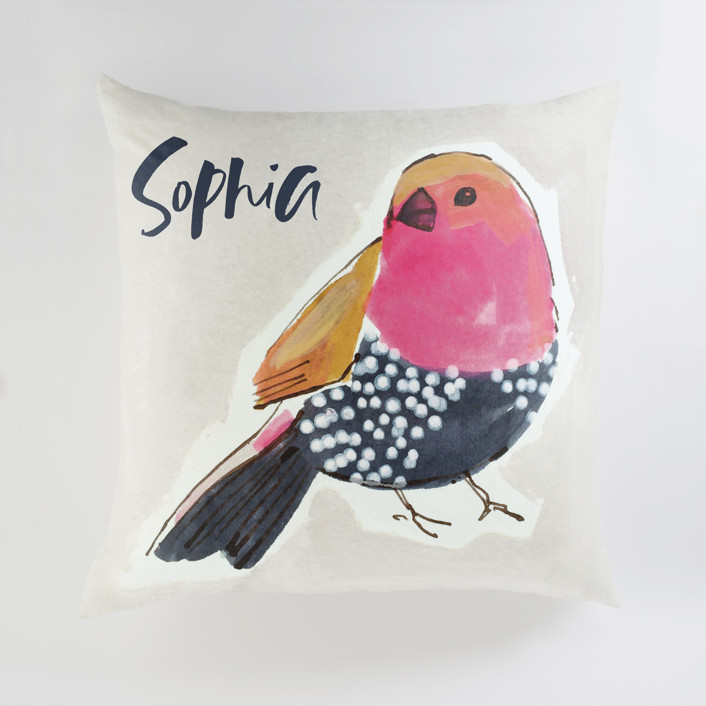 Stay 1 Personalized Floor Pillows
