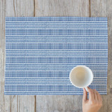 Contemporary Stripe Placemats