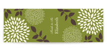 Everything Green Personalizable Table Runners