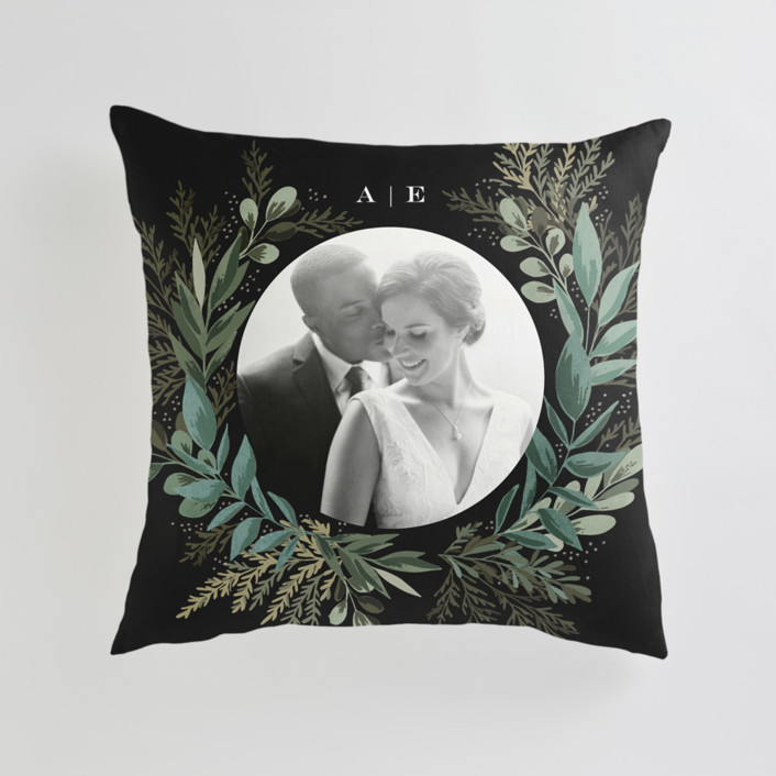 Forest Crest Large 24 Inch Photo Pillow