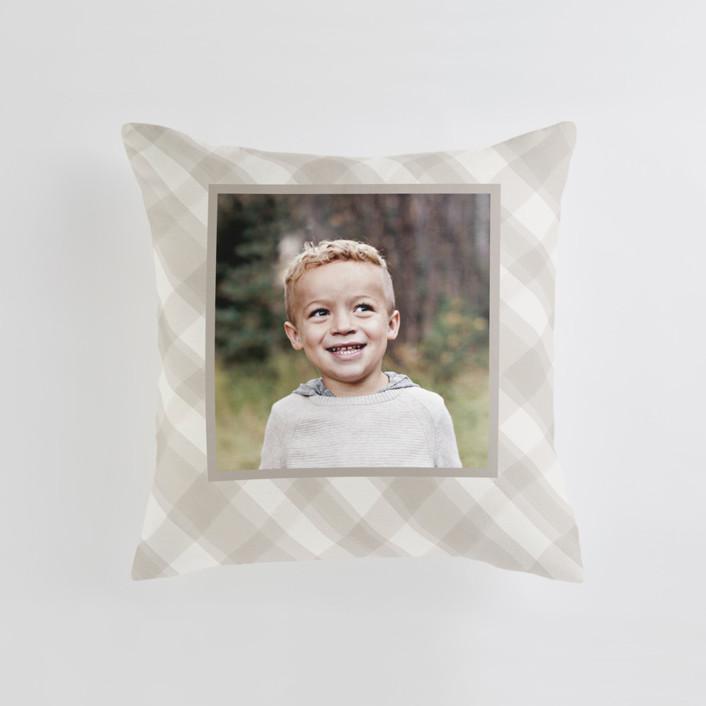 Cadeau Medium 20 Inch Photo Pillow
