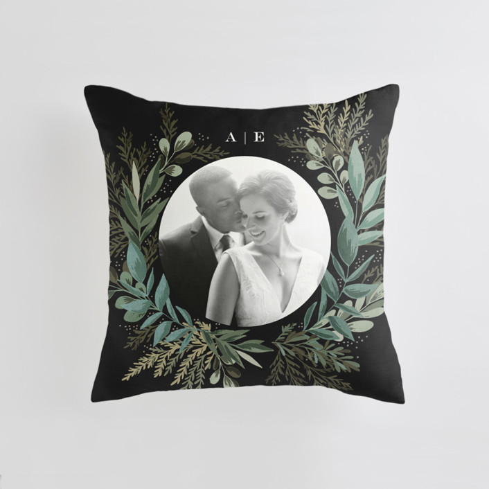 Forest Crest Medium 20 Inch Photo Pillow