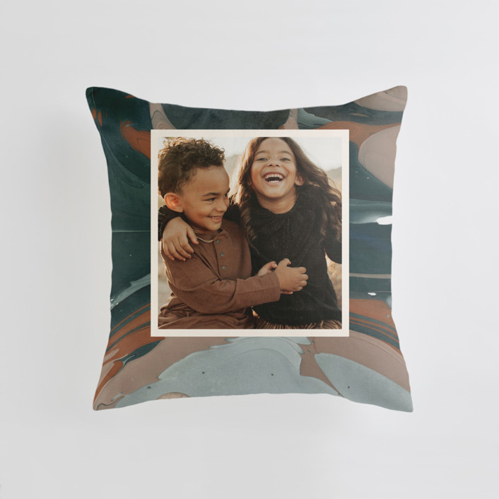 Love Story Medium 20 Inch Photo Pillow
