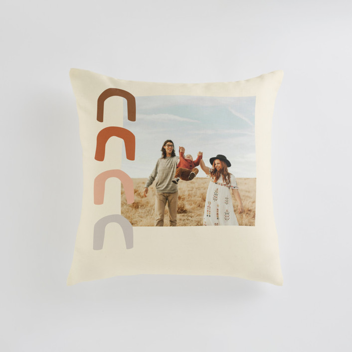 Arches Small 18 Inch Photo Pillow