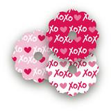 XOXO Wine Glass Tags