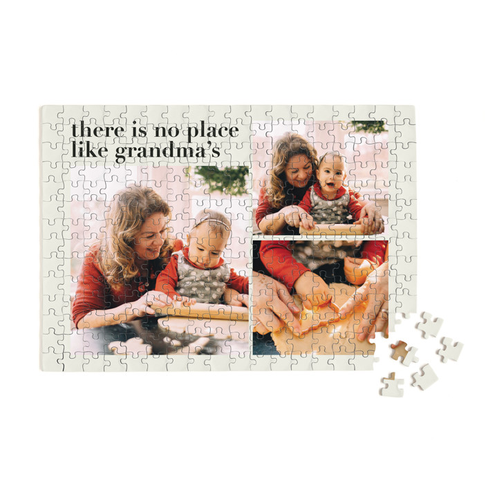 Everlasting Cheer 252 Piece Custom Puzzle