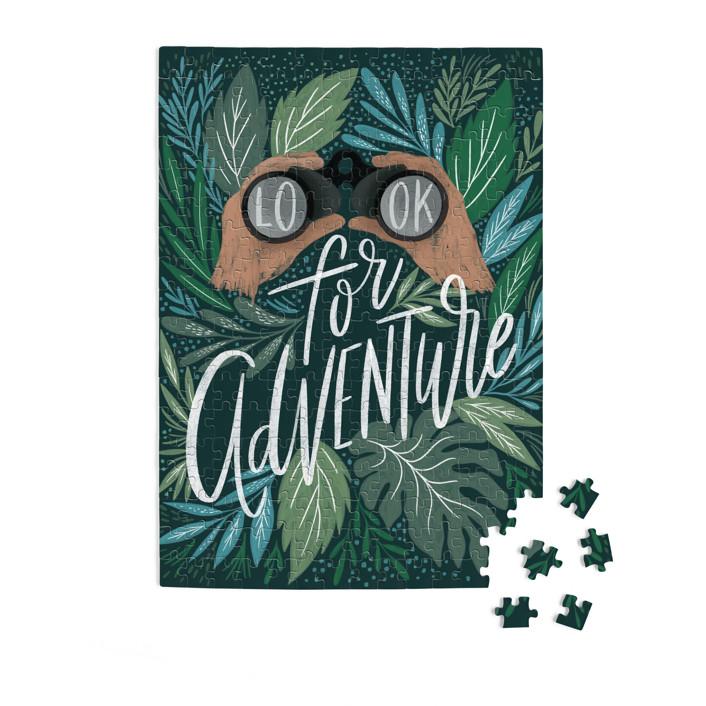 Look for Adventure 252 Piece Art Puzzle