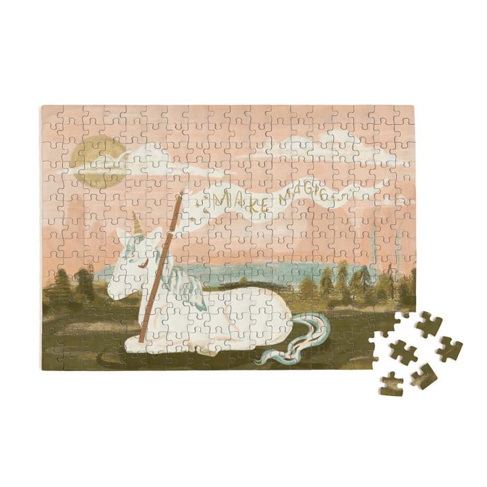 Make Much Magic 252 Piece Art Puzzle