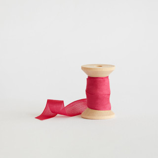 Fuchsia Shimmer Ribbon