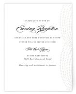 Bespeckle Gloss-Press™ Reception Card