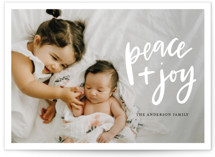 Peace And Joy by Vine and Thistle
