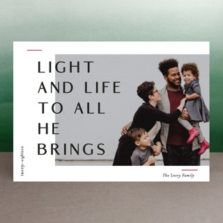 To All Christmas Photo Cards