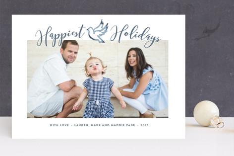 Saint Francis Christmas Photo Cards