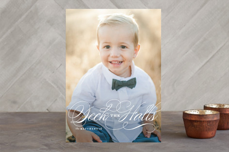 babylone Christmas Photo Cards