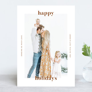 The Most Wonderful Christmas Photo Cards