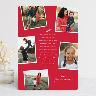 Take Note Christmas Photo Cards