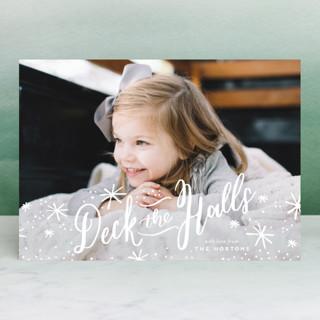 'Tis the Holiday Season Christmas Photo Cards
