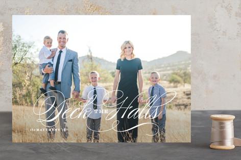 babylone Christmas Photo Cards