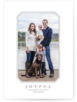 Vacation Panoramic Christmas Photo Cards