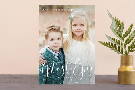 merriest season ever Christmas Photo Cards